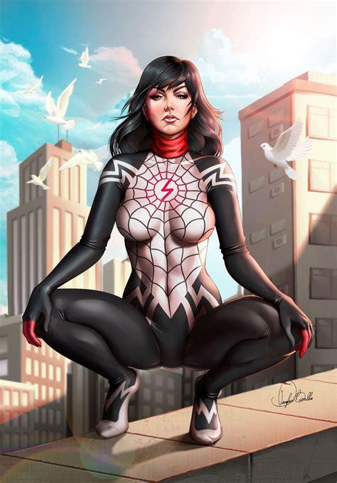 spiderwoman nude